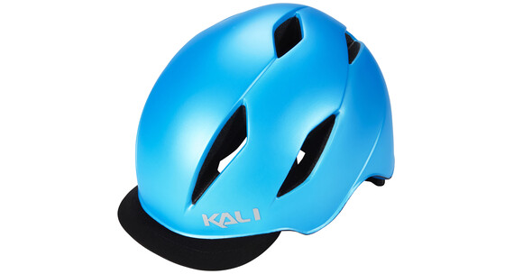 Kali Danu Commuter Helm matt blue